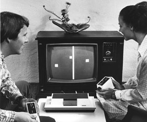 40th Anniversary of Video Games Today