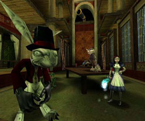 American McGee reveals Grimm