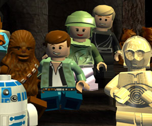 Lego Star Wars Saga announced