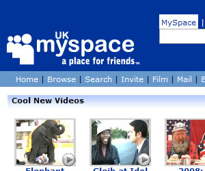 MySpace to share sex offender details