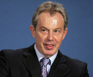 Tony Blair tells Sony off