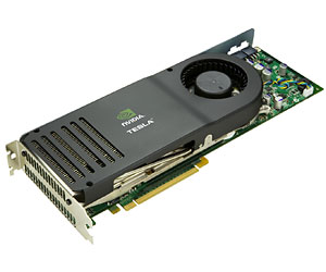 Nvidia joins GPGPU race
