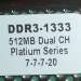 OCZ readies 1333MHz LL DDR3 & Firefly