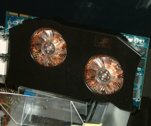 Sapphire shows off dual HD 2600 XT