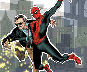 Stan Lee signs up with Disney