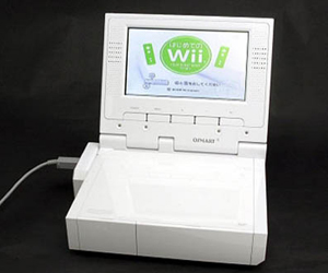 Wii portable sees release