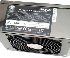 Cooler Master PSU warranty now 5 years