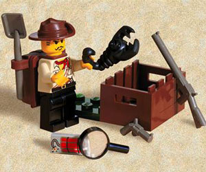 Lego Indiana Jones announced