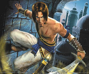 Prince of Persia graphic novel announced