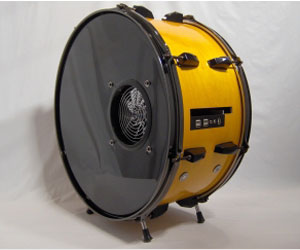 Spotswood Drum PC case mod on sale