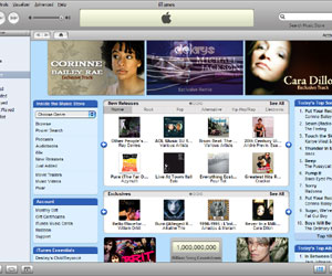 iTunes breaks through 3 billion song barrier