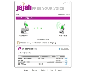 JAJAH scoops up Skype customers
