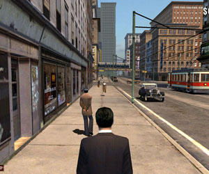 Mafia 2 announced for PC and console