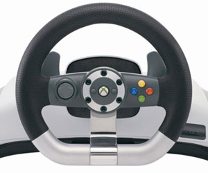 Microsoft to fix 360 steering wheels