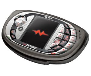 Nokia announces N-Gage. Again.