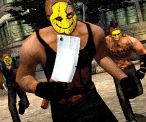 Rockstar: Games are an artform, even Manhunt 2