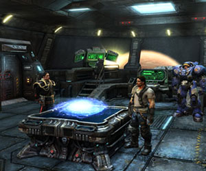 StarCraft 2 singleplayer info
