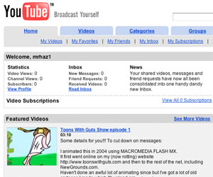 Storm Botnet sends spoofed YouTube spam