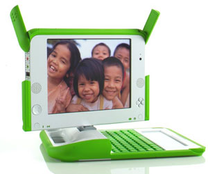 "OLPC announces ""Give 1 Get 1"" XO"