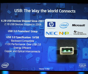 USB 3.0 to arrive at superspeed in 2008