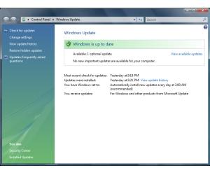 Windows Update updates itself; people shocked