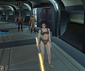 BioWare working on KOTOR MMO?