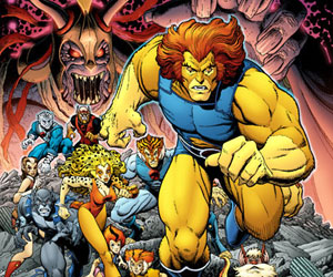 Thundercats  Cartoon on The Art Of Gears Of War  Will Be Directing The Thundercats Movie