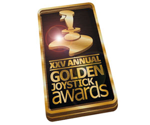 Golden Joystick winners announced
