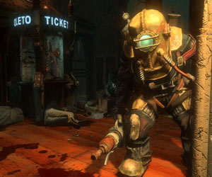 Ken Levine didn't want BioShock endings