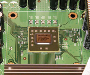 Xbox 360 Falcon CPU arrives