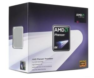 AMD launches Phenom and Spider