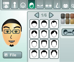 Check Mii Out launched on Wii