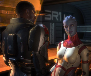 Mass Effect banned in Singapore