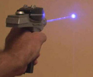 Mod your PS3 Blu-Ray, make a phaser