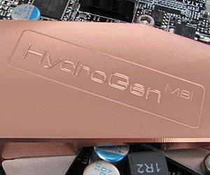 MSI HydroGen - Watercooling, MSI Style