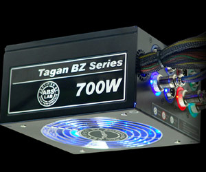 Tagan joins Nvidia ESA initiative with new PSUs