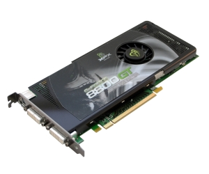 XFX brings forth the 8800 GT 256MB