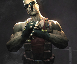 Duke Nukem Forever trailer today