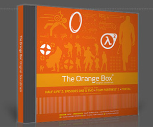 Orange Box Soundtrack released