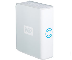 WD MyBook locks your media files