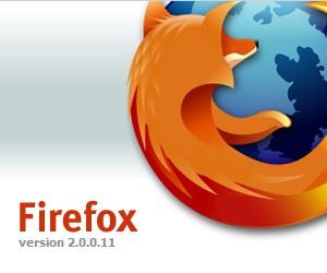 Firefox market share rises
