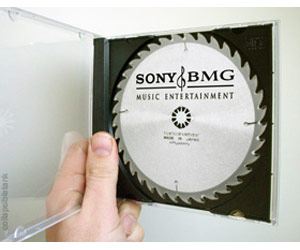 Hell freezes over as Sony drops DRM