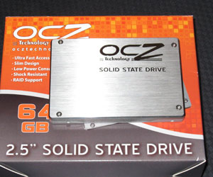 OCZ enters SSD market