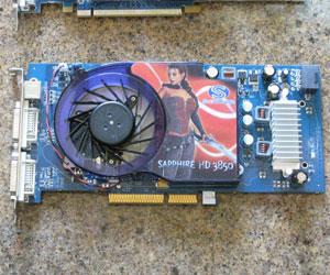Sapphire takes Radeon HD 3850 to AGP