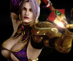 Soul Calibur IV secret characters revealed