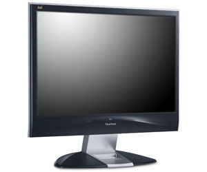 ViewSonic's VLED221wm has 12000:1 contrast ratio