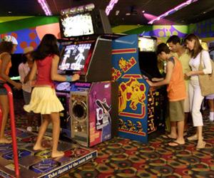 Namco: Wii killing arcade scene