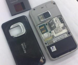 Nokia leaks N96 specs
