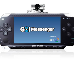 PSP Go!Messenger released tomorrow