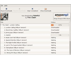 Amazon launches MP3 downloader for Linux